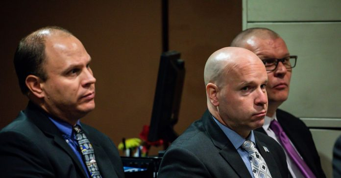 Chicago police officers found not guilty of covering up the Laquan McDonald shooting