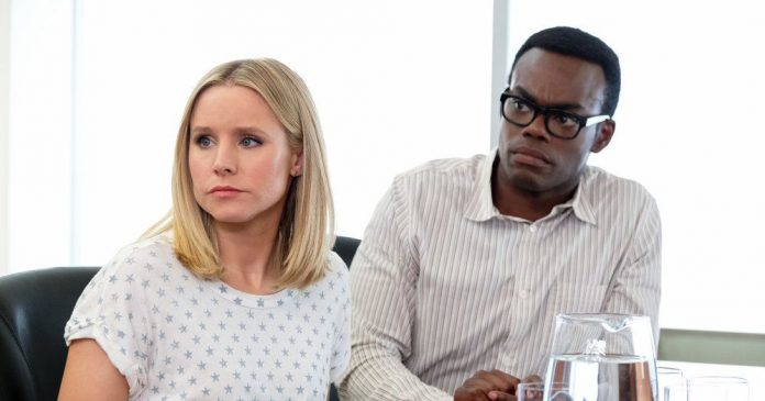 """The Good Place gets weirder than usual when """"Chidi Sees the Time-Knife"""""""