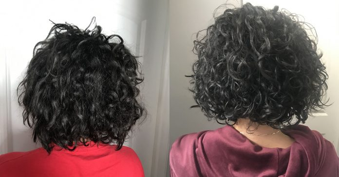 This Hair Treatment Gave My Heat-Damaged Curls New Life