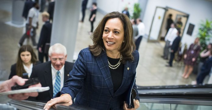 Kamala Harris announces her historic 2020 presidential campaign