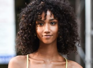 Curls & Bangs Are A Match Made In Heaven — Here's Proof
