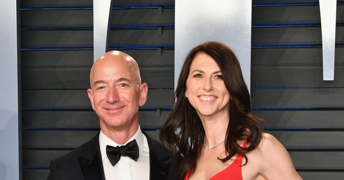 MacKenzie Bezos's novels are filled with dutiful wives supporting brilliant husbands