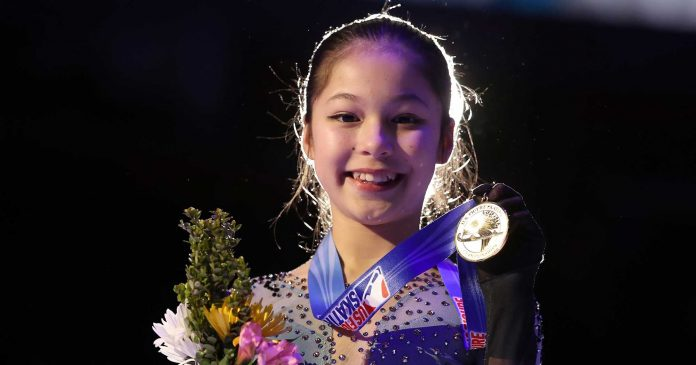Alysa Liu Just Made History As The Youngest U.S. Figure Skater To Win This Honor