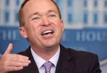 Mick Mulvaney says Trump is actually prepared to let the government shut down again