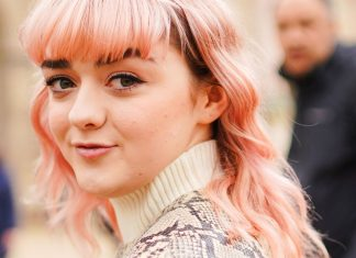 The Significance Of Maisie Williams' New Ribcage Tattoo