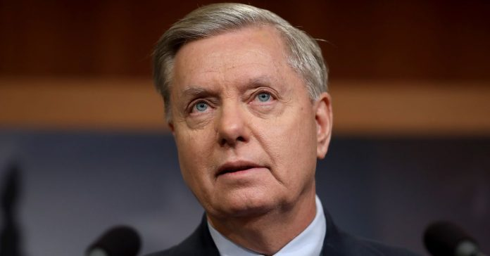 Lindsey Graham floats a dangerously irresponsible escalation of the slat wars