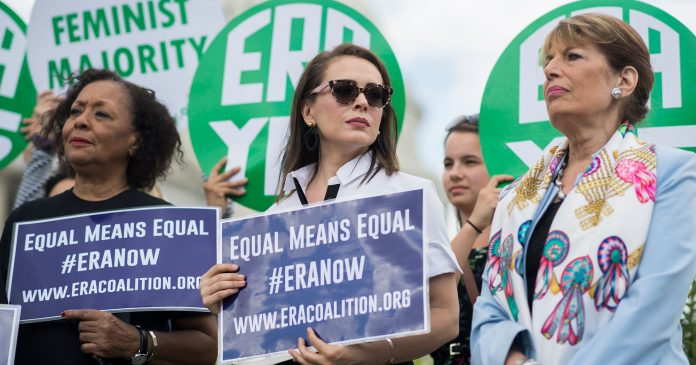 The Constitution Doesn't Give Women Equal Rights — Congress Wants To Change That