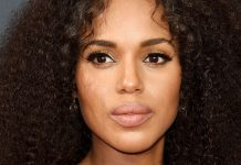 Kerry Washington Always Does These 5 Things — & No One Has Noticed