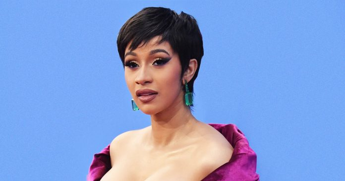 Stop Treating Cardi B Like She Doesn't Deserve A Voice In Politics.