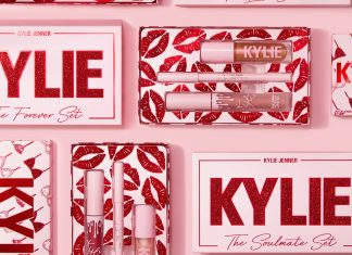 Shop Kylie Jenner's Valentine's Day Makeup Collection Before It Sells Out