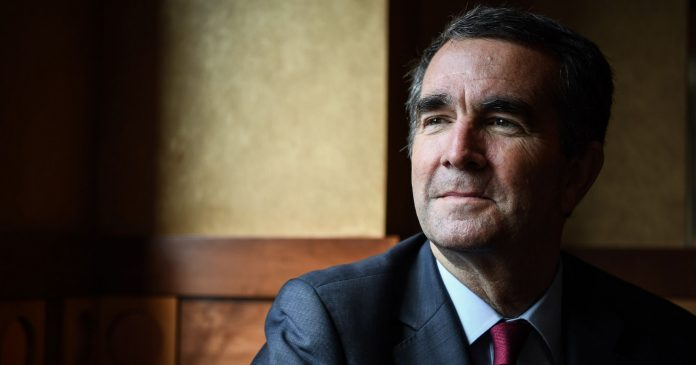 Virginia Governor Ralph Northam Faces Calls To Resign After Racist Photo Emerges