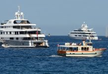 Billionaires are storing hundreds of millions of dollars' worth of art on superyachts