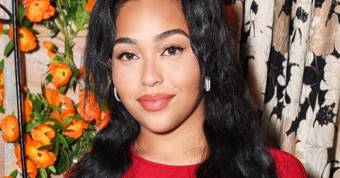 Jordyn Woods' $8 Lashes Will Convince You To Finally Try Falsies
