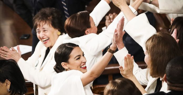 4 winners and 2 losers from the 2019 State of the Union