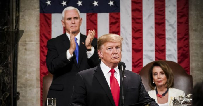 Why Trump spent so much time criticizing abortion during the State of the Union