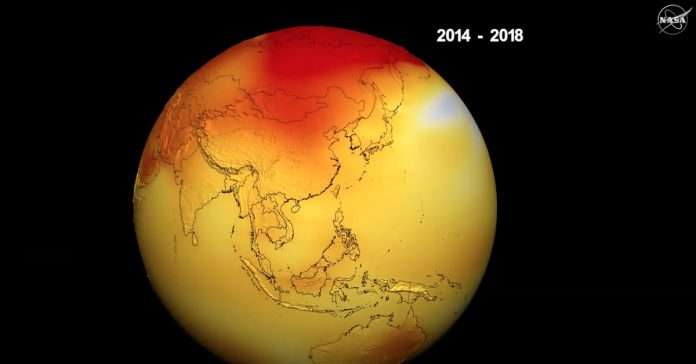2018 was the fourth-hottest year on record, NASA and NOAA report