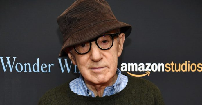 """Woody Allen is suing Amazon for dropping him over """"baseless allegations"""""""