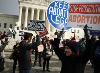 The Supreme Court has blocked a Louisiana abortion law — for now