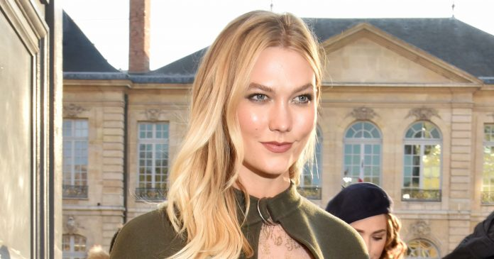 Karlie Kloss Just Cut 7 Inches Off Her Hair — & It Looks Amazing
