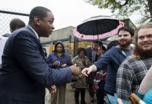 Justin Fairfax, in line for governor of Virginia, faces sexual assault allegations