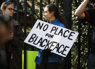 Blackface isn't just about the racism in America's past. It's also about the racism in America's present.