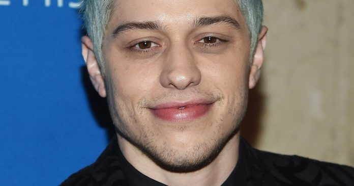 Pete Davidson Covered His Ariana Grande Tattoo — & It Says A Lot