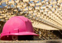 I'm a geophysicist. My signature fieldwork uniform is bright pink.