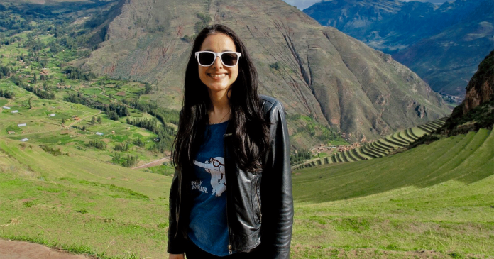 How This Woman Left NYC To Start A Business & Travel The World