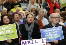Utah Republicans have officially blocked their state's voter-approved Medicaid expansion
