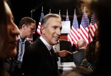 Howard Schultz's campaign is based on 3 ideas, and they're all wrong