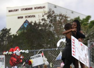 In the year after Parkland, there was nearly one mass shooting a day