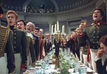 One of film's greatest epics is a 7-hour adaptation of War and Peace. Really.