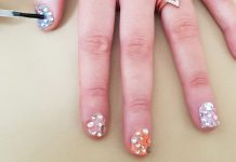 I Recreated Instagram's Coolest Nail Trends At Home — Here's How It Went
