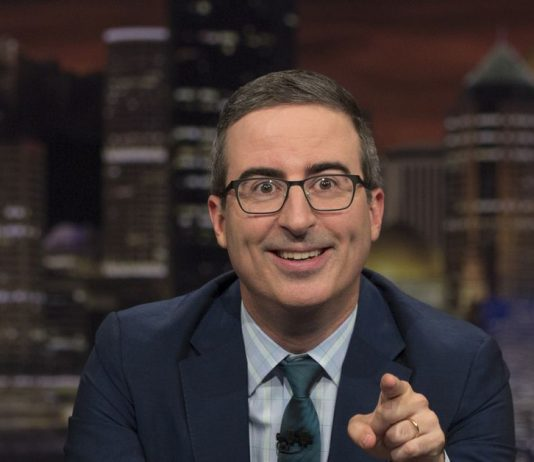 """5 years in, HBO's Last Week Tonight is a lot more than """"just comedy"""""""