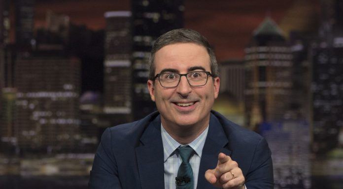 "5 years in, HBO's Last Week Tonight is a lot more than ""just comedy"""