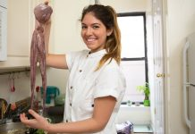 How A Pro Chef Cooks Octopus In A Tiny, Ill-Equipped Kitchen