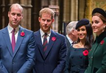 "What It Means That Harry & Meghan Will ""Split Courts"" From William & Kate"