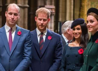 """What It Means That Harry & Meghan Will """"Split Courts"""" From William & Kate"""