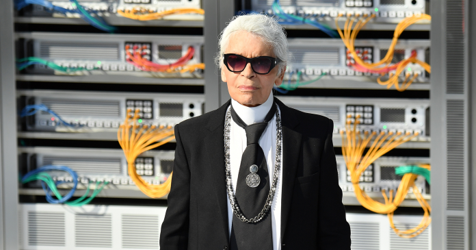 Karl Lagerfeld Amassed A Significant Fortune Over His 60-Year Fashion Career