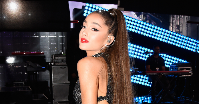 Ariana Grande's Fans Have Feelings About Her Skin-Care Routine