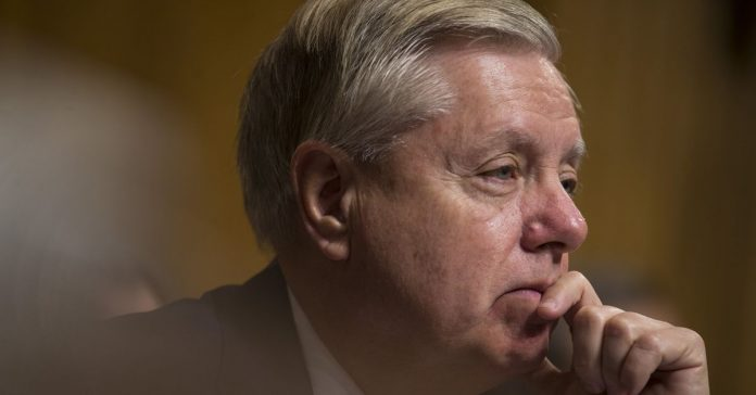 "Lindsey Graham: Pulling troops from Syria is ""the dumbest fucking idea I've ever heard"""