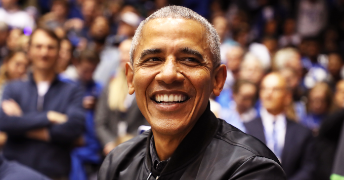 Love Barack Obama's '44' Bomber Jacket? Here's Where To Buy It