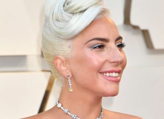 Lady Gaga's Oscars Updo Was Inspired By A Hollywood Icon
