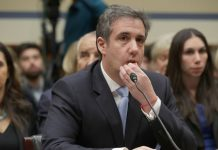 Read the full transcript of Michael Cohen's opening remarks to Congress