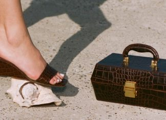 Love Staud's Cult Bags? Take A Look At Its First Shoe Collection
