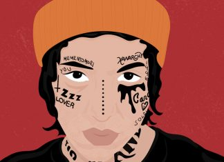 How face tattoos turn unknown teens into internet stars