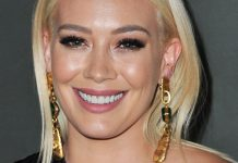 """Hilary Duff Went """"Sunlight Blonde"""" For Spring — & It Looks So Good"""
