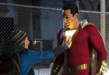 Shazam! is an unapologetically buoyant triumph of a superhero movie