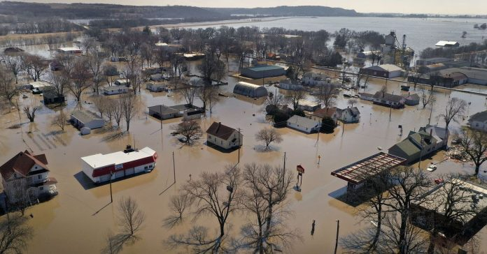 The Midwest floods are going to get much, much worse