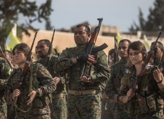 Kurdish-led forces stomp out final ISIS stronghold in Syria